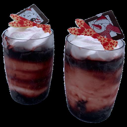 Aardbeien Coupe